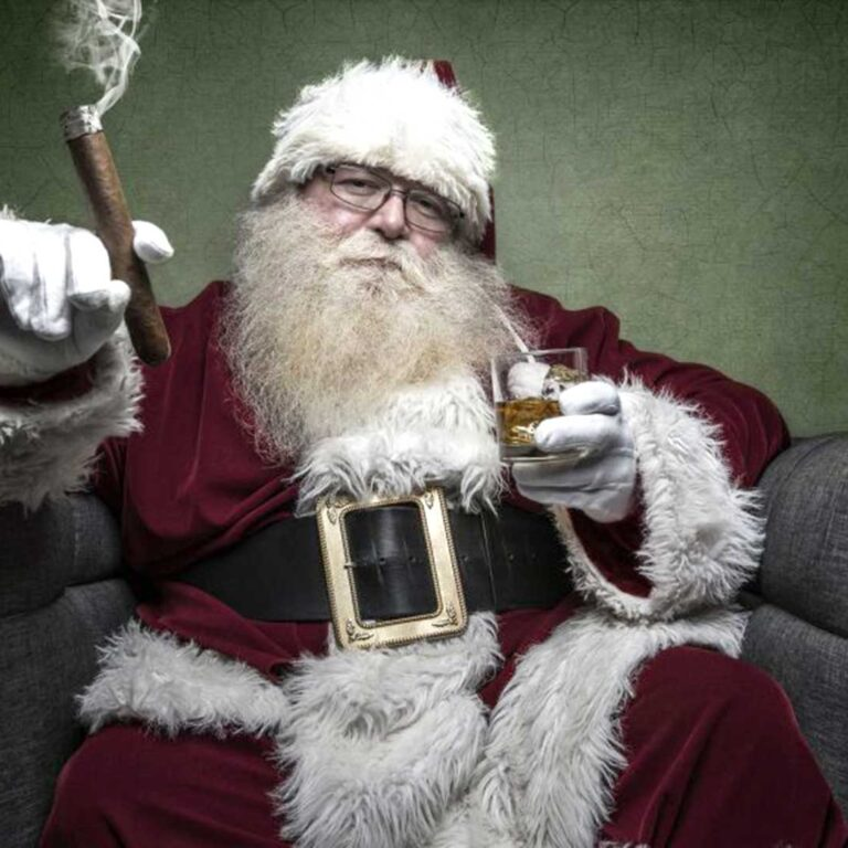 Christmas Smoke